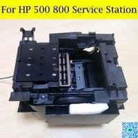 1 Set 100 New Original Clean Station For HP Designjet 500 510 800 Service Station C7769