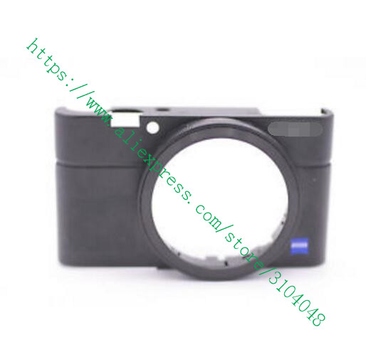New Front Outer Cover Shell Unit Assy for Sony Cyber-shot DSC-RX100 V RX100 M5 RX100M5 Camera repair part компактный цифровой фотоаппарат sony cyber shot dsc w810 silver