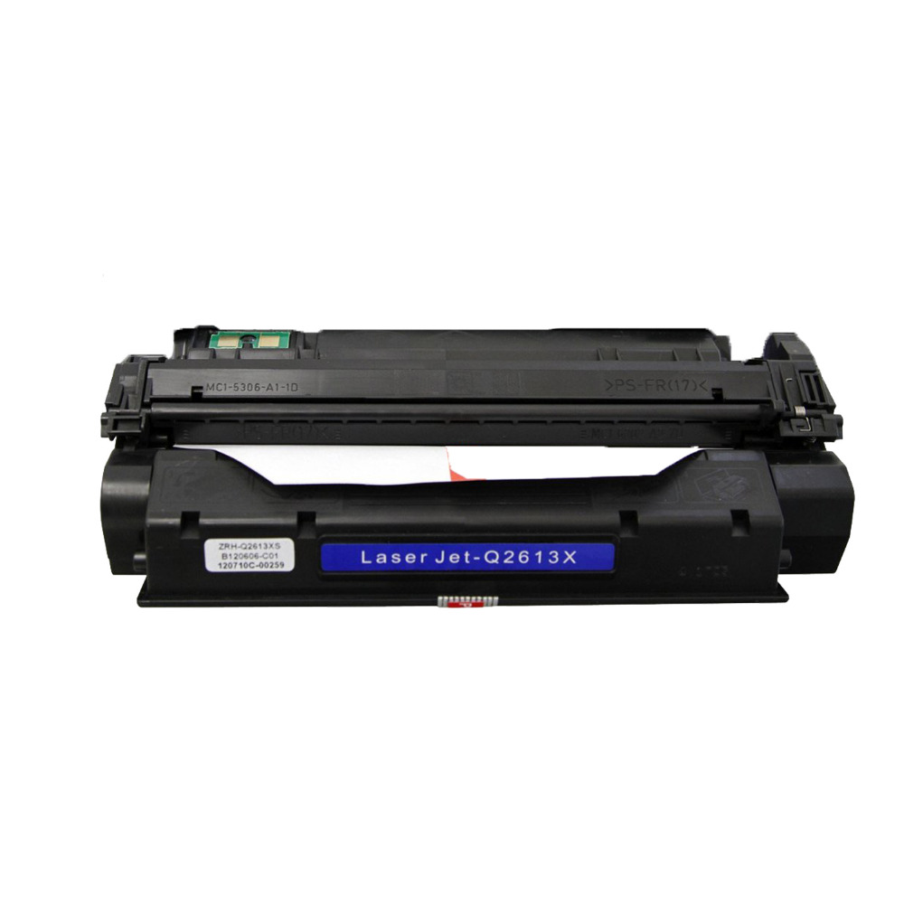 ФОТО Hisaint Listing Compatible For HP Q2613X Black Toner Cartridge 4000 Pages High Yield for HP LaserJet 1150 3330 Printer Series