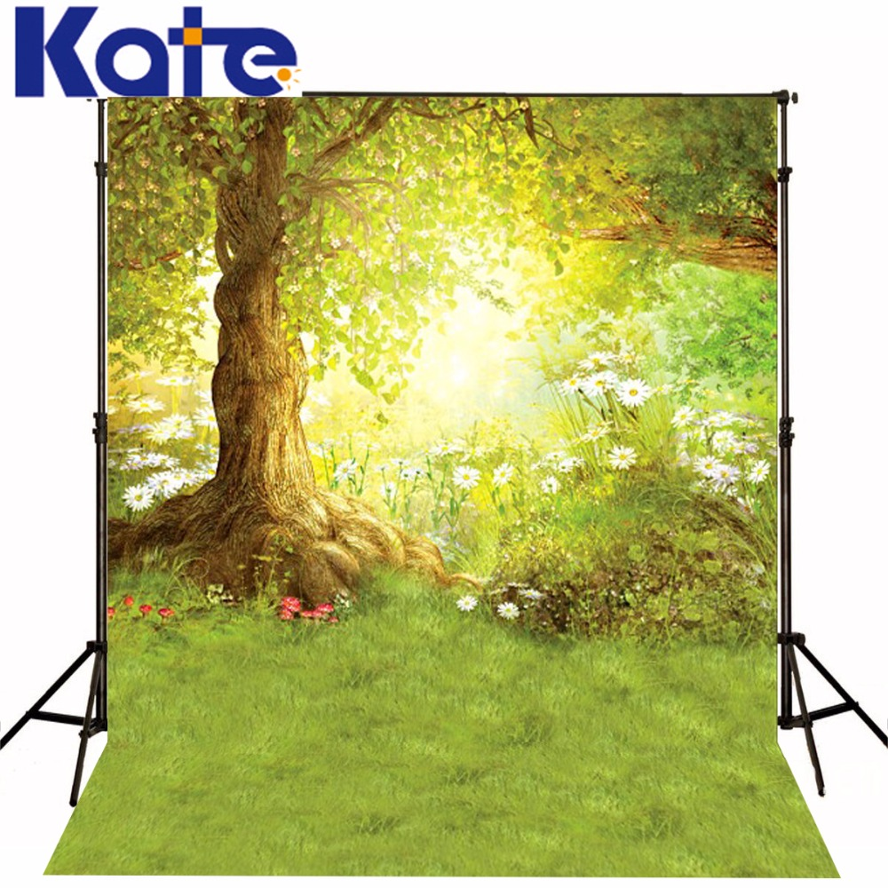 200Cm*150Cmkate Digital Printing Background  Natural Scenery Fundo Sunny Woods3D Baby Photography Backdrop Background Lk 2023 600cm 300cm fundo clock roof balloon3d baby photography backdrop background lk 1982