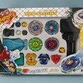 Классические игрушки металлический сплав волчок гироскопа 4 beyblade для продажи сплава гироскопа пластины комплект устанавливает Металл Спиннинг Beyblade Наборы