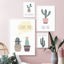 Buy cactus quote and get free shipping on AliExpress com