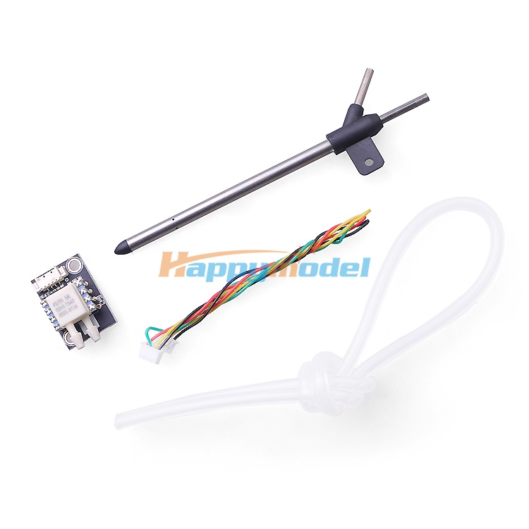 Pixhawk PX4 differential Air speed tubular pitot tube digital Airspeed Meter pixhawk px4 differential airspeed pitot tube digital airspeed meter free shipping