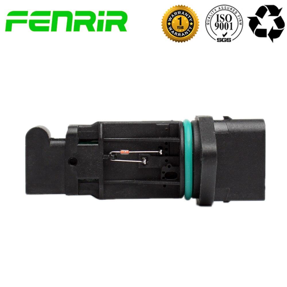 Medidor maciço do sensor de fluxo do ar de maf para bmw e46 e39 e38 e53 318d 320d 330d 330xd 320cd 320td 318td 520d 525d 530d 730d x5 13622247074
