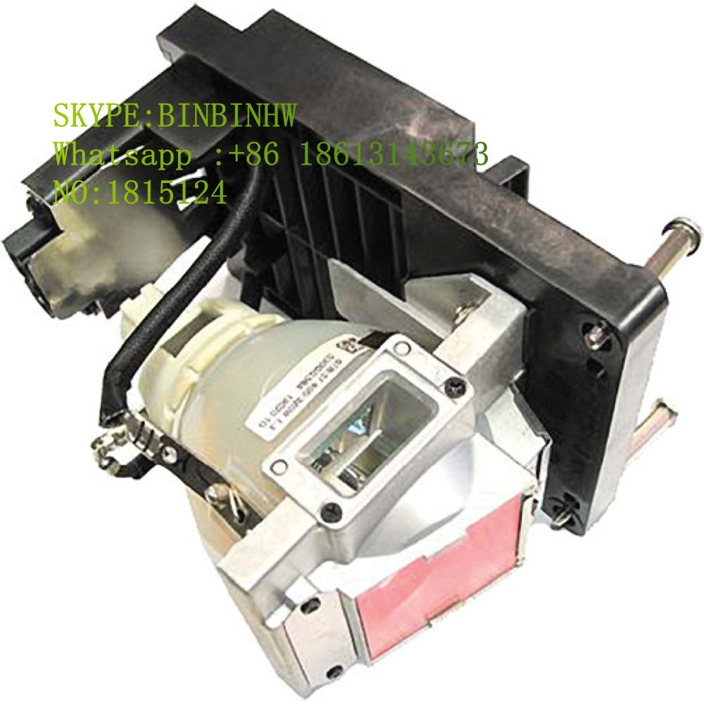 Barco R9801087 Original Replacement Lamp WITH housing for RLM W12 / RLMW12 Projector Models free shipping compatible projector lamp with housing r9832752 for barco rlm w8