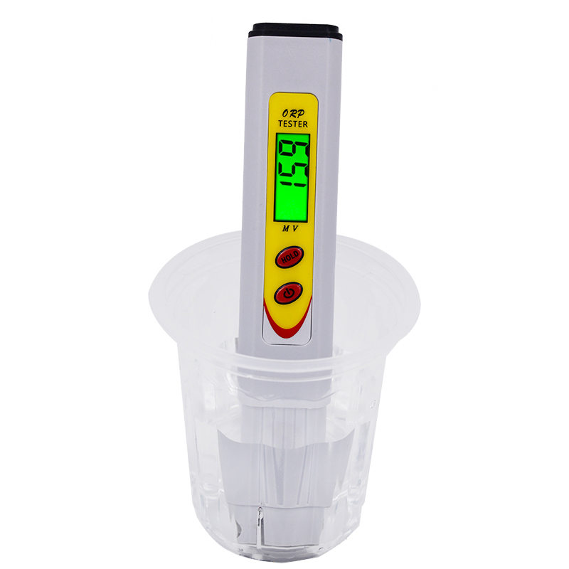 top quality Digital ORP Meter ORP-969 Tester -1999mV~1999mV With Hold Switch for Pool Aquarium hydroponics pen type orp meter redox 999mv waterproof ip65 digital water treatment tester aquarium pool