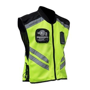 Image 4 - רכיבה שבט אופנוע אופנוע אופני מירוץ גבוהה גלוי רעיוני אזהרה מעיל, JK22 בגדי בטיחות רעיוני