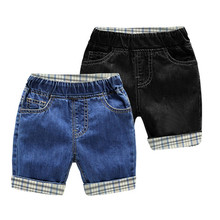 boy jeans short Children Boys Shorts Brand Kids Camo Shorts For Boys Trench Adjustable Breathable summer Child Shorts