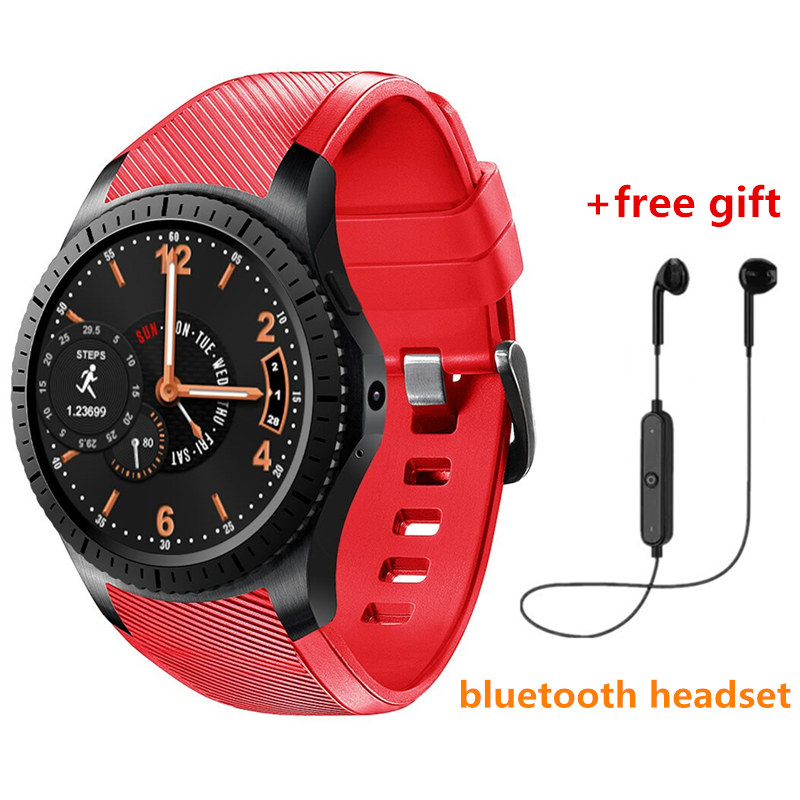 Smart Watch Android phone GW1 MTK6580 Bluetooth Heart Rate Wristwatch Reloj Inteligente smartwatch For xiaomi phone vs LES2 kw88 bluetooth smart watch uc08 smartwatch sim card reloj inteligente support hebrew for iphone samsung huawei xiaomi android ios