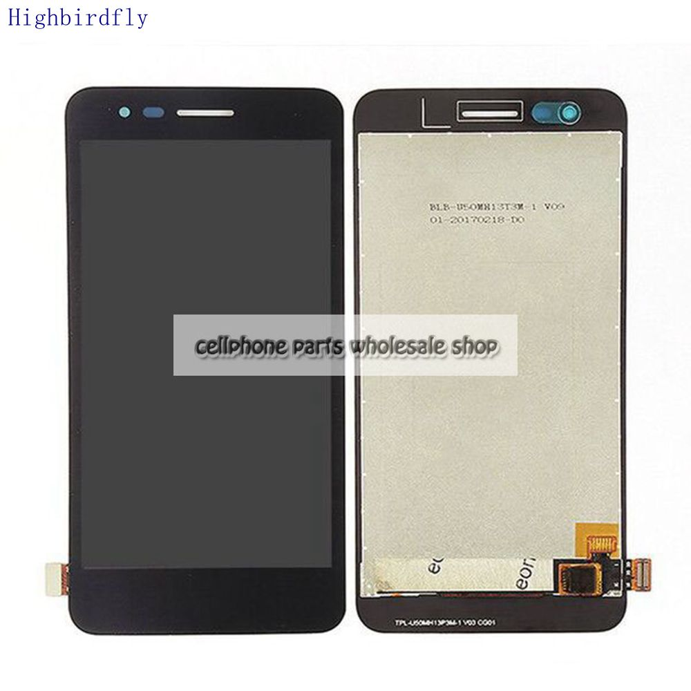 Highbirdfly For Lg K7 (2017) X230 X230DSF X230K Lcd Screen Display WIth Touch Glass DIgitizer Assembly Replacement Parts
