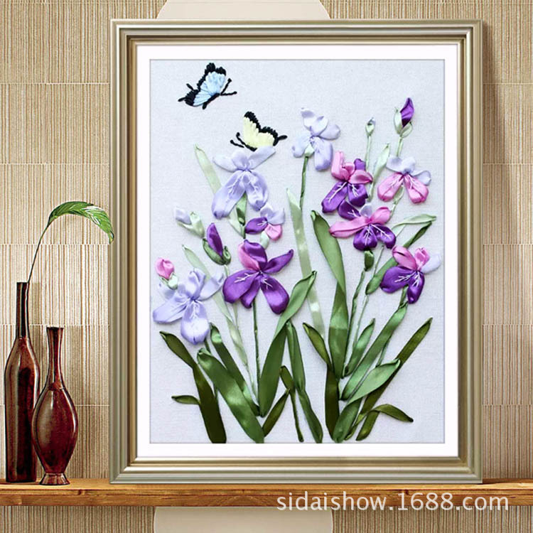 ̿̿̿ ̪ cross stitch kits sets handmade ④ needlework