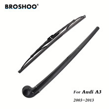 BROSHOO – bras d'essuie-glace arrière de voiture, pour AUDI A3 Hatchback (2003 – 2013) 360mm, style de pare-brise Auto