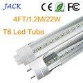 30pcs 1.2m 4ft Led G13 T8 22W 4 feet Tube Light 2700Lumen Warm White/Daylight/Cool White SMD 2835 CRI>85 AC 110-240V CE ROHS FCC