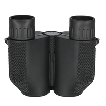 Professional Binoculars 10×25 BAK4 Prism High Powered Binocular Portable Hunting Telescope Pocket Scope for Sports Living
