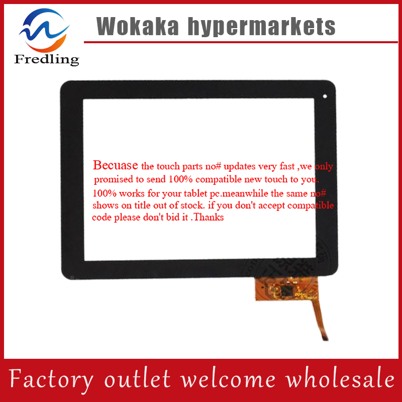 Screen Telefunken Ployer Momo19HD Touch panel Digitizer Glass Sensor Replacement Free Shipping new for 5 qumo quest 503 capacitive touch screen touch panel digitizer glass sensor replacement free shipping