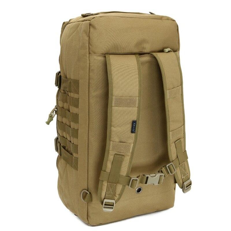 Повседневное Для мужчин сумка Водонепроницаемый нейлоновый рюкзак для ноутбука BA двойного назначения сумки 40 литров многофункциональный ...