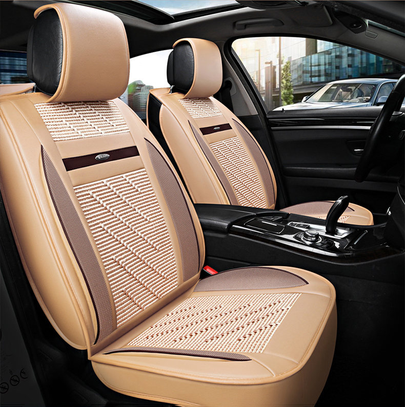 Online Shop Leather Auto Universal Car Seat Cover Covers For