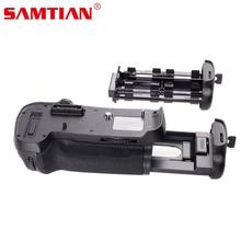 SAMTIAN Skilled Battery Grip Holder Work with EN-EL15 Battery or 8x AA Batteries for NIKON D800 D800E D810 DSLR Digital camera