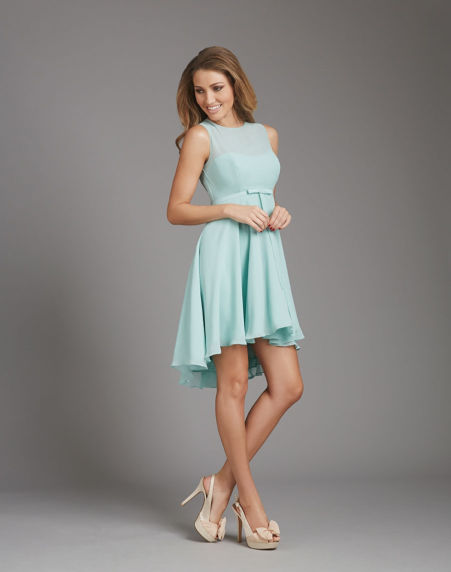 Online Buy Wholesale short simple light blue dresses from China ...