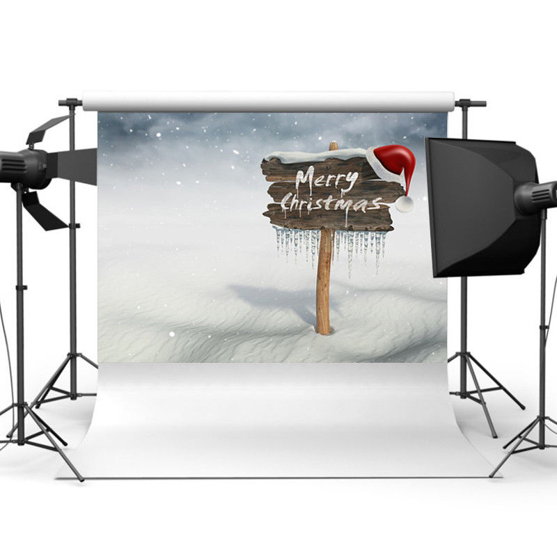 Mayitr 7X5FT Christmas Snow photographic Backdrops Vinyl Xmas Background For Photo Prop Studio christmas photographic background snow snow in winter new year photo vinyl cloth year of the rooster