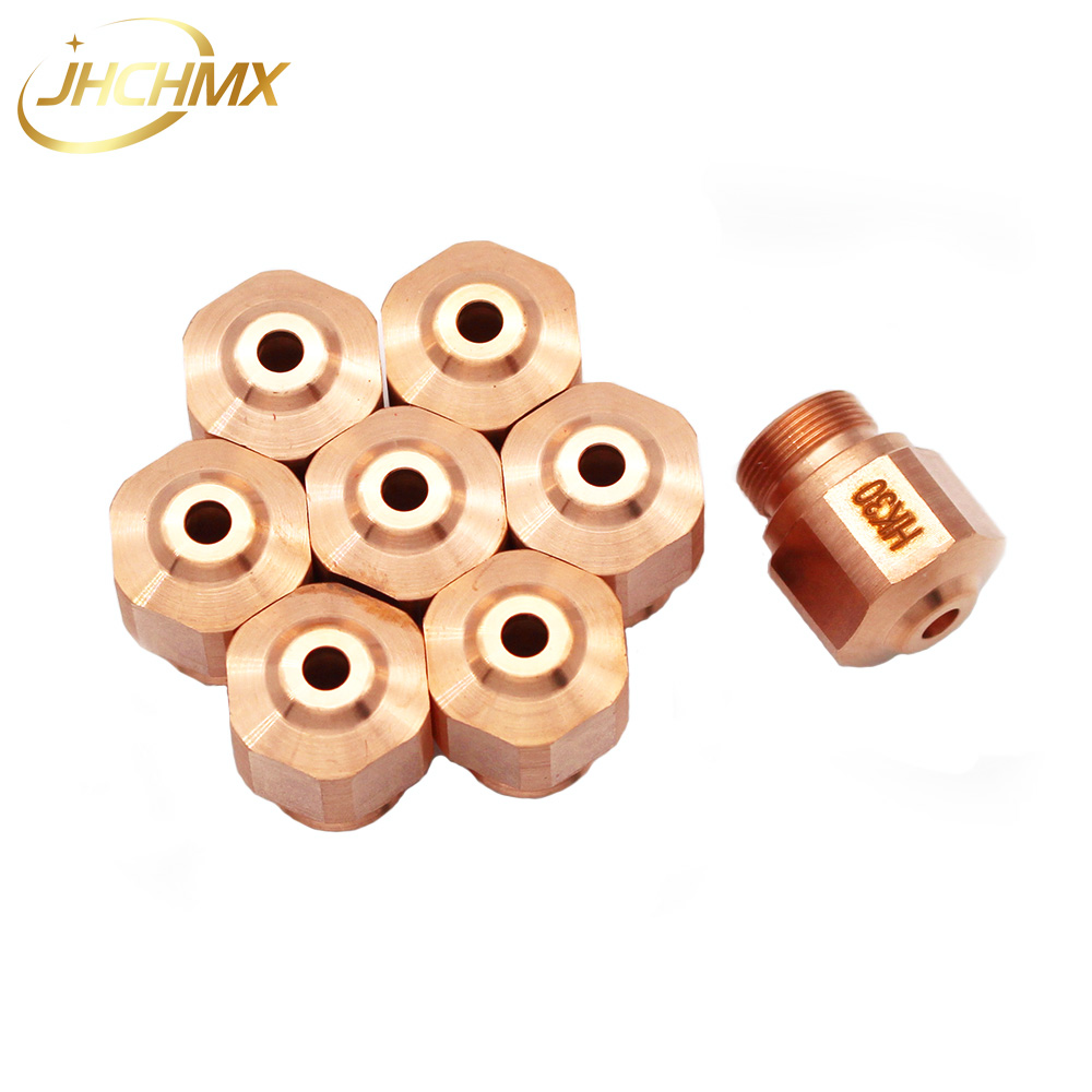 home improvement : Free Shipping 10pcs Bystronic Laser Nozzles HK Series Nozzles High Pressure For Wholesale Bystronic Laser Cutting Machine