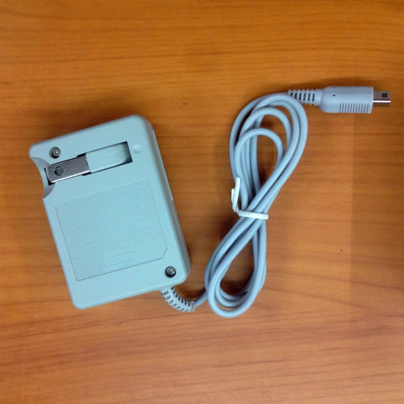 Wholessale Free shipping 3DS Travel <font><b>Battery</b></font> Charger AC Adapter for <font><b>2DS</b></font> XL 3DS 3DS XL 10pcs/lot image