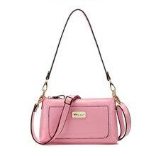 FERAL CAT Brands Women Shoulder Bag Handbag Set Leather Bags Famous Brands Women Casual Handy Bags