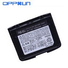 Oppxun FNB-80Li Перезаряжаемые литий-ионный аккумулятор для Vertex YAESU VX7R VX-5 VX-5R VX-5R VX-6R VX-6E VX-7R VXA-700 VXA-7 радио 1500 мАч