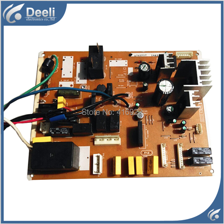 ФОТО 95% new good working for Panasonic air conditioning board A743797 A743798 A712437-3 control board