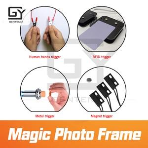 Image 4 - MagicกรอบรูปEscape RoomเกมProp Triggerเซ็นเซอร์แถมที่มองไม่เห็นCluesสถานที่แล้วรุ่นMagicสติกเกอร์prop