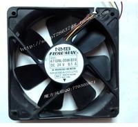 NMB 4710NL 05W B19 inverter fan silent fan 24V 0.1A cooling fan