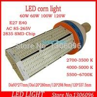 Bán trực tiếp Factory 360 độ chùm tia góc 60 w 80 w 100 w 120 w dẫn ánh sáng ngô 100 W LED Bulb ánh sáng bay 90-265 v bảo hành cho 3 năm