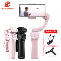 ATOM 3 axis Pocket Gimbal Foldable Reinvented Handheld Stabilizer for Smartphone iPhone Android Action Camera Gopro