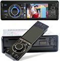 Car Radio Mp4 Mp5 Player 1 Din HD support Rearview Camera 3 Inch Video Player Bluetooth Remote Control Stereo AUX FM USB SD