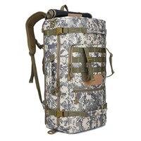 2016 Hot Military Tactical Backpack 50L Hiking Camping Daypack Shoulder Bag Men S Hiking Rucksack Back