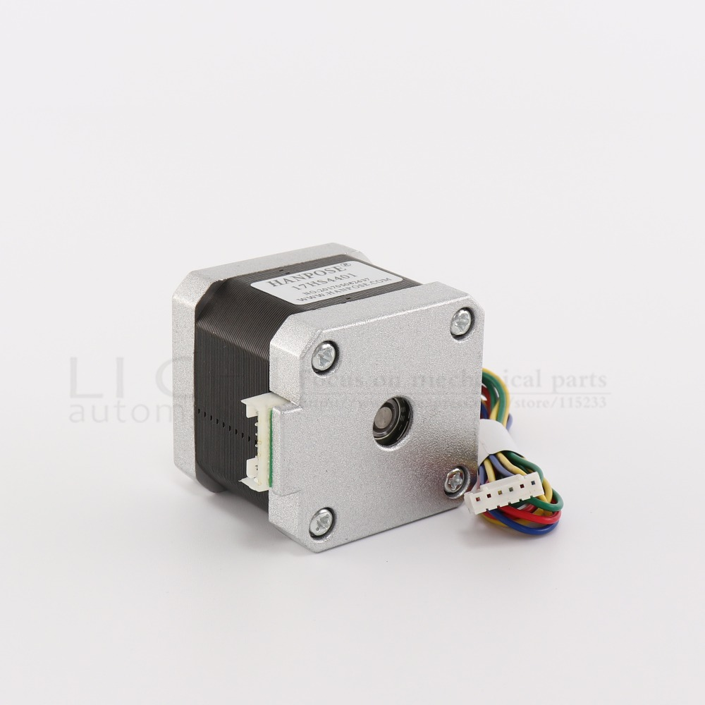 Free shipping 3PCS Nema17 Stepper Motor 17HS4401+ Shield Expansion Board + ATmega328 + 3pcs Stepper Driver A4988 for 3D printer