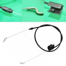 Замена двигателя зоны управления кабель с изгибом Z формы для газонокосилки садовый инструмент Аксессуары