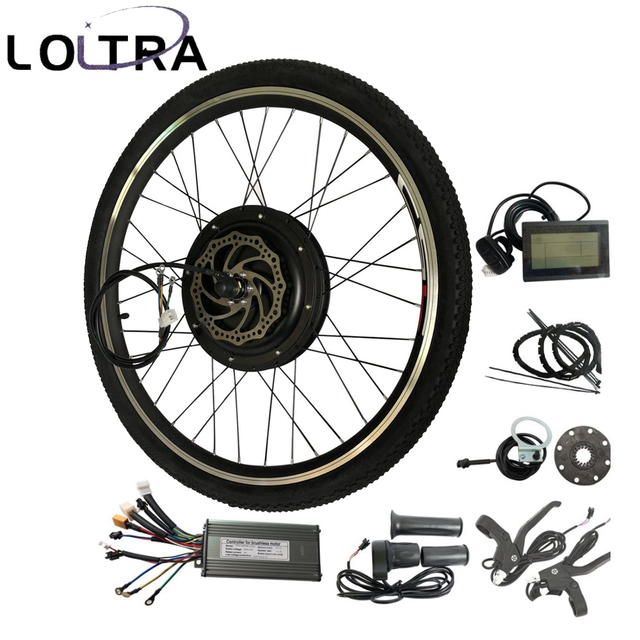 US $319 0 45% OFF|48V 1000W Electric eBike Kit for 20