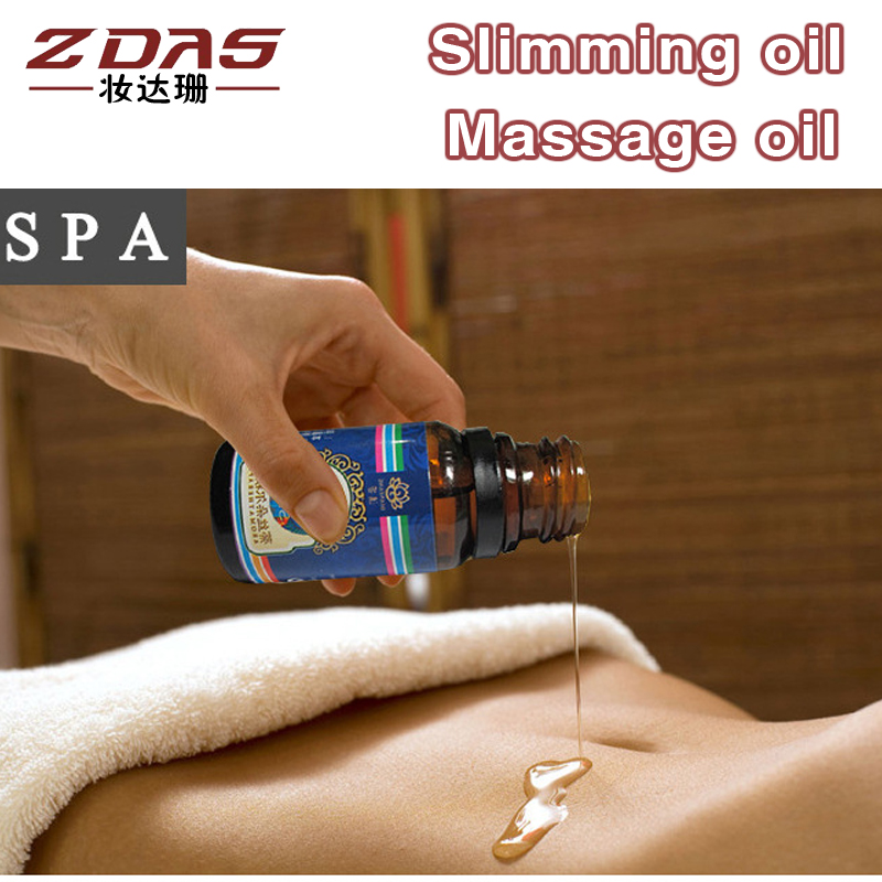 SPA massage oil Foot bath Product 100% Natural Body Slimming essential oil lose Weight  waist Thin legs body Health Care