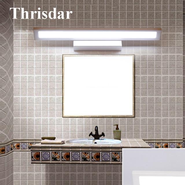 Thrisdar 40cm 55cm Led Bathroom Mirror Wall Light Dressing Table Cabinet Vanity Lights Stair Corridor