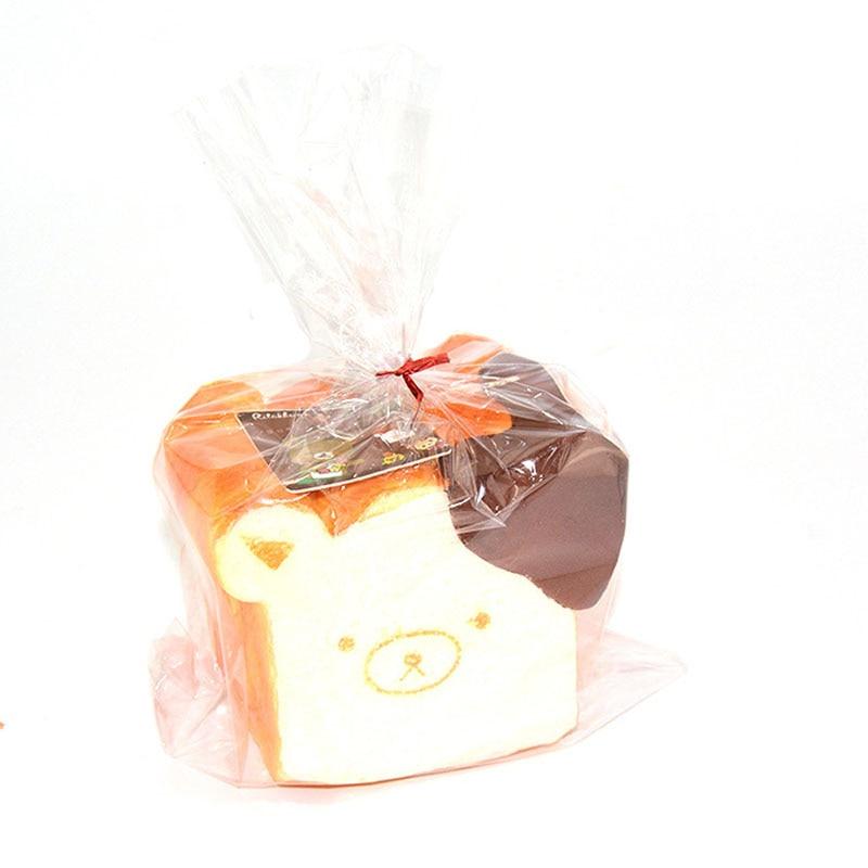 Rilakkuma Tag Squishy Supplier : Aliexpress.com : Buy 2016 New 11CM Jumbo Squishy Rilakkuma Squishy Chocolate Toast Collectibles ...
