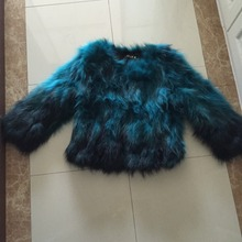 Natural Real Fox Fur