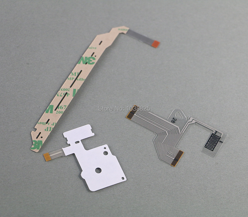 Replacement Direction Cross Button Left Key Volume Right Keypad Flex Cable For  PSP 1000 / PSP 1004 1001 1008