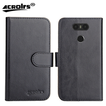 Archos Sense 55S Case 6 Colors Flip Leather Exclusive 100% Special Phone Cover Cases Card Wallet+Tracking цена и фото