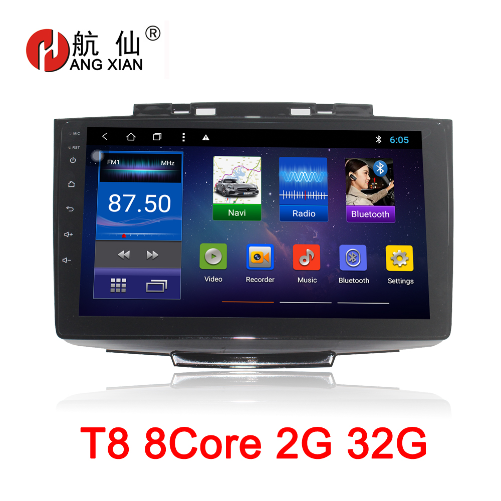 9 inch Android 8.1 Octa 8 Core 2G RAM 32G ROM Car DVD Player for Greatwall Hover H5 H3 2013 Car Radio GPS Navi BT WIFI Map ownice c500 4g sim lte android 6 0 quad core car dvd player for greatwall haval hover h5 h3 gps navi radio wifi 2gb ram 32gb