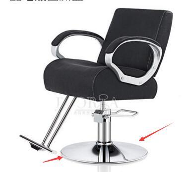 21gcvx  Clipping Chair. Baby Hair Chair. Miniature White Horse Barber Chair. Lift..dfsva