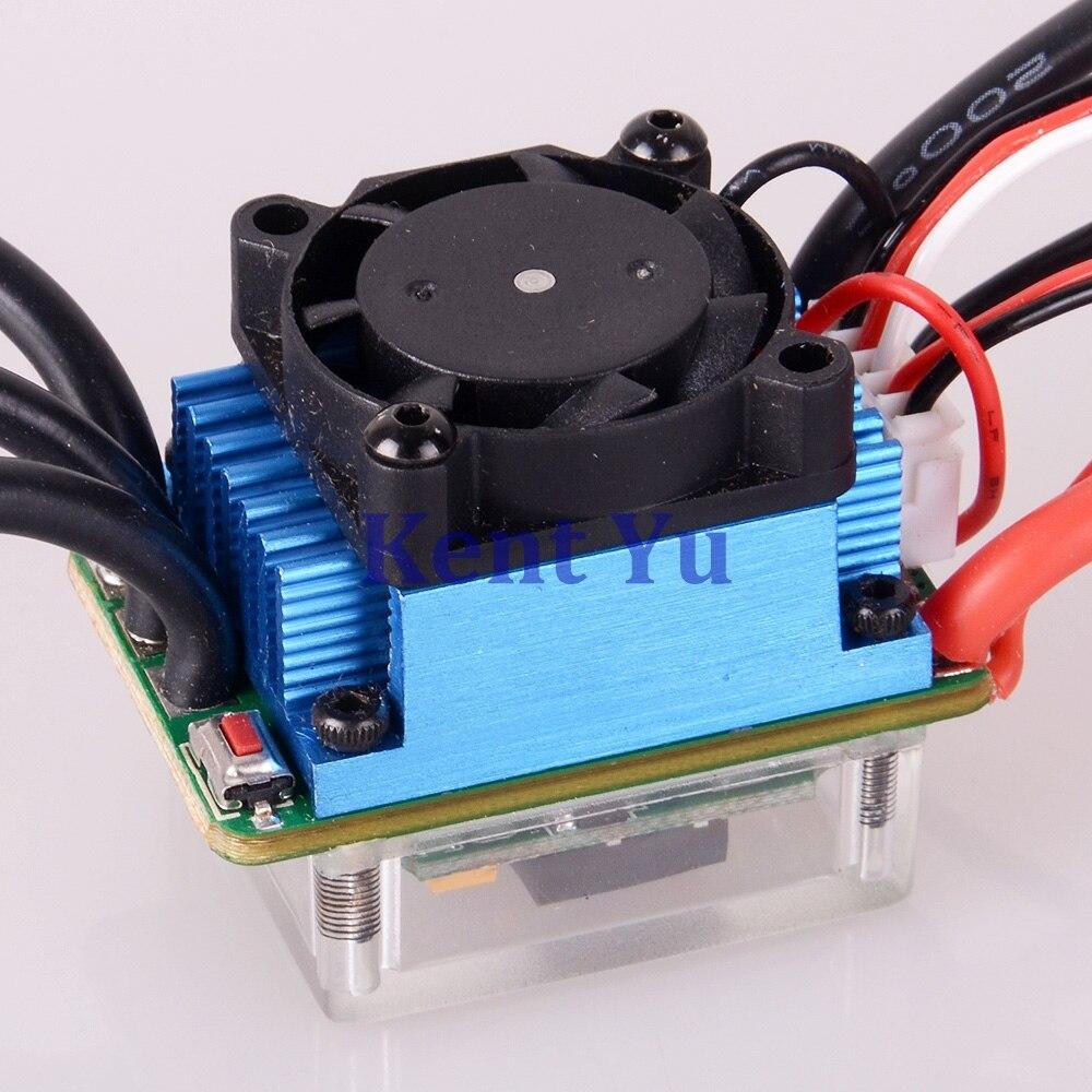 Control electrónico de velocidad sin escobillas hsp 1:10 repuestos para 1/10 rc