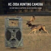 Skatolly HC 300A HD 1080P 12MP Hunting Camera Video Scouting Infrared Night Vision IR LEDs Trail Camera Wildlife Photo Trap