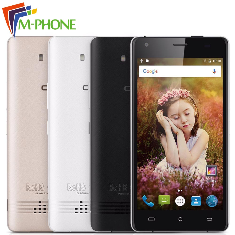 Original Cubot ECHO Mobile Phone 5 0 inch Android 6 0 MTK6580 Quad Core 2GB RAM