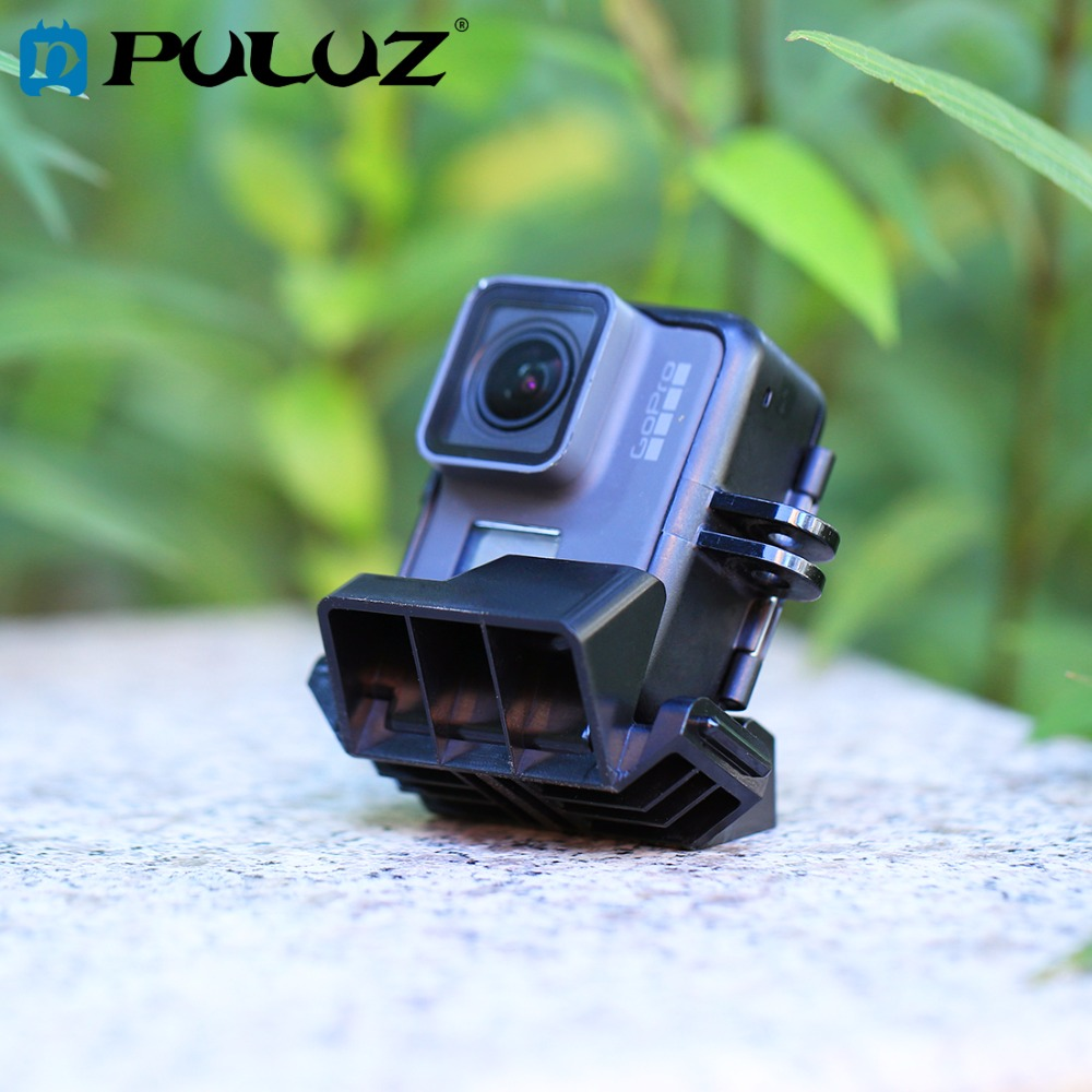 PULUZ 360 Degrés Panorama Tirer Titulaire Multi-fonctionnelle Multi-angle Instantanée Stand Mount Adapter pour GoPro HERO6/5/4/3 +/3